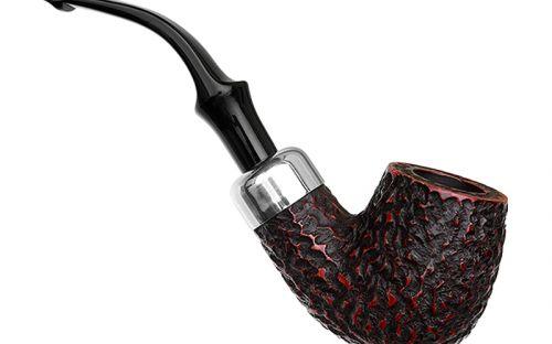 pfeifenshop: Peterson Pfeife Standard System 307 Rustic P-Lip