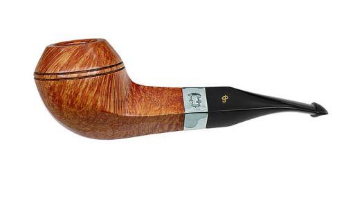 pfeifenshop: Peterson Pfeife Sherlock Holmes Hudson Natural P-lip