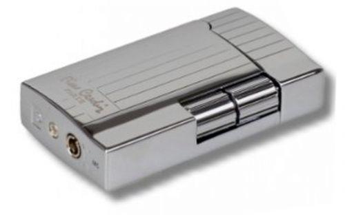 pfeifenshop: Zigarrenfeuerzeug - Pierre Cardin Gittermuster