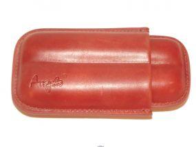 pfeifenshop: Zigarrenetui 2er - 13x7x3cm