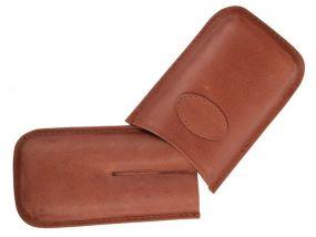 pfeifenshop: Zigarrenetui 2er - 14x8x3cm