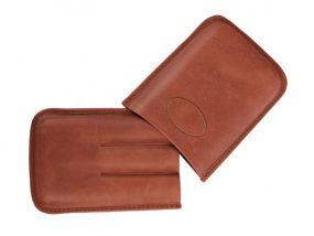 pfeifenshop: Zigarrenetui 3er - 15x10x3cm