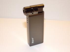 pfeifenshop: Pfeifenfeuerzeug im Leder-Geschenkbox 34286