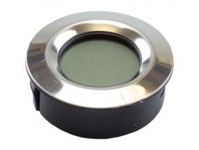 Digital Thermo- Hygrometer - rund (4,5cm)