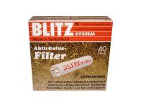 pfeifenshop: BLITZ system Pfeifenfilter 4x10 Stücke