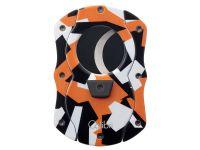 Zigarrenabschneider - Colibri Camo C-Cut, orange/camouflage