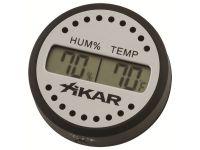 pfeifenshop: Digital Thermo-Hygrometer, Xikar