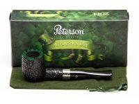 Peterson Pfeife St. Patrick's Day X105 Sand F-lip